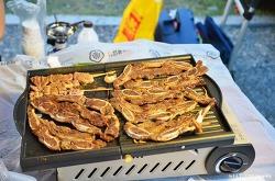 고기 불판 추천, 접이식 불판으로 야외로 떠나요