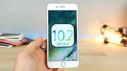 iOS 10.2 베타3 IPSW 다운로드 링크 및 iOS 10.2 퍼블릭 베타3 업데이트 방법