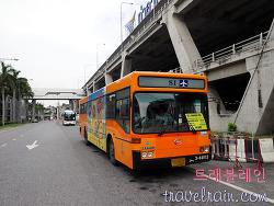 방콕 쑤완나품 공항에서 카오산로드로 직행하는 공항버스