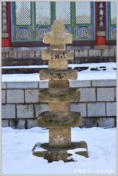 충남 아산 윤정사오층석탑