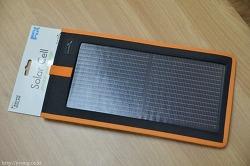 태양광으로 스마트폰이 충전이 가능하다?