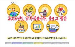 2016년 블로그 및 구글 애드센스 결산 : 처절한 반성