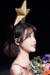 2016.12.04 아이유(@lily199iu) 콘서트 '스물 네 걸음' 포토타임, 앵앵콘 직찍