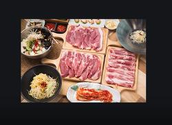 """문산읍, 14900원에 돼지고기4종류/쭈꾸미볶음/우삼겹 무한리필 """"한돈무한드림"""""""