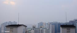 서울에서는 해돋이 꽝 ㅠㅠ