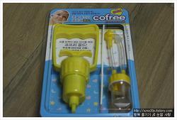 수동콧물흡입기 :) 코프리 골드~  아기 코가 막혔을 때 사용해요