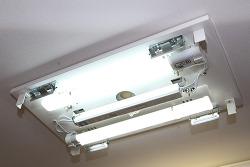 형광등 LED 램프 테크룩스 PLED15G 설치 쉽게 효율 수명 높게