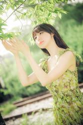 푸른 숲과 어울리는 그녀 MODEL: 연다빈 (10-PICS)