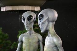 미국 로스웰(Roswell)의 UFO 박물관 및 연구센터(International UFO Museum & Research Center)