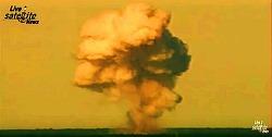 핵폭탄 처럼 강력한 모든폭탄의 어머니 MOAB 투하
