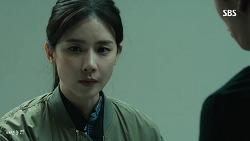 귓속말 1회: 이보영 항공점퍼, 봄버자켓, 신영주 패션스타일 - 아이잗컬렉션