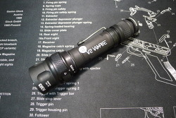 Surefire V2 Vampire simple review