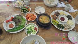 [인천]대공원 식당 - 동문쪽 장수보리밥