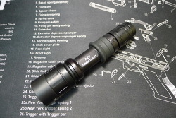 Surefire AZ2 Combatlight review