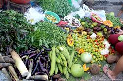 필리핀 현지 로컬시장 - 따닥시장/카르본시장/카르카르시장 탐색