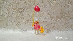 풍선 인형 소녀 ::플레이모빌 프로모션