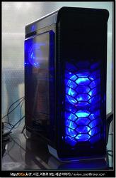 컴퓨터케이스 추천 대양케이스 ENIX USB 3.0 풀 아크릴 윈도우 화이트