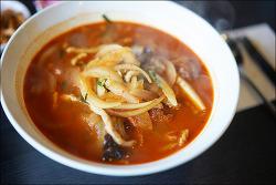 성수동 맛집 장가, 고기 짬뽕이 맛있는 중국집