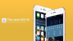 새로운 기능 5가지를 추가한 iOS 10 버전 컨셉 영상