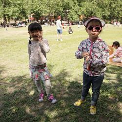 [미러리스] 주말 어린이대공원 나들이