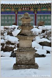 충남 아산 오봉암삼층석탑