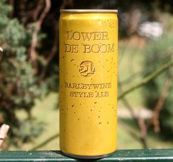Lower De Boom Barleywine (로우어 데 붐) - 11.5%