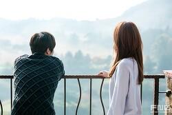 [스타캐스트] '눈치없이' 이홍기, 히로인 박신혜와 함께 한 MV 촬영 현장