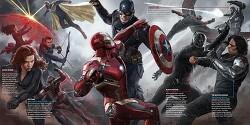 [영화] 캡틴 아메리카: 시빌 워(Captain America: Civil War) - 히어로가 너무 많아~