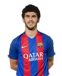 바르셀로나 B - Carles Aleñá (카를레스 알레냐)