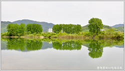 강원 화천 붕어섬