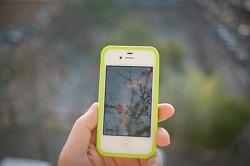 macally iPhone 4S 케이스