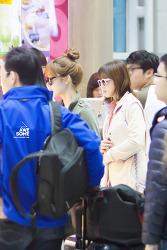 130331 인천공항 입국 (2)