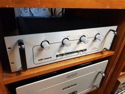 Audio Research 오디오리서치 명기 SP-8 진공관 프리엠프 입니다 -A급 미제관.독일관 구성-
