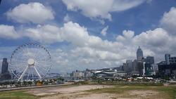 홍콩섬 - 대관람차
