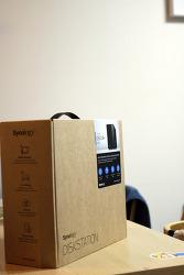 [에이블스토어] 시놀로지 DS218+ 초기 설정 및 레이드 설정방법