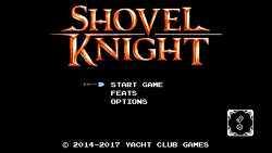 스위치) 삽질기사 : 셔블 나이트 Shovel Knight #0 게임 소개