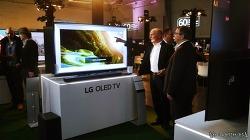 LG 올레드 TV 마케팅 방향은? 세계 프리미엄 시장!
