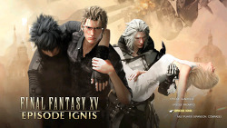 PS4 파이널 판타지 15 에피소드 이그니스