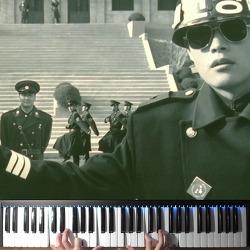 【조용피아노】 김광석 이등병의 편지 피아노 Piano / 공동경비구역 JSA Joint Security Area