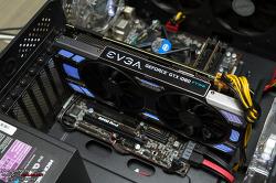 배틀그라운드 그래픽카드 추천! EVGA GeForce GTX 1080 FTW2 GAMING 장착기!