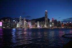 [여행일기] # 5. 슬렁슬렁 구경한 홍콩의 야경