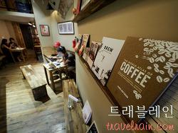 [하노이 카페] 조용하니 편하게 커피 마실 수 있는 Tranquil Books & Coffee