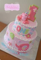 핑크 원숭이 돌 케이크 (부제: 미국인들의 리액션으로 판단치 말라)