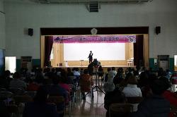 송학초 지역주민과 함께하는 학예회 및 버블벌룬 매직쇼