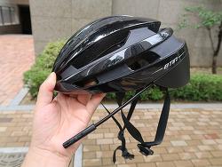 자전거 BTIN 헬멧 블루투스 헤드셋 운전중 그룹통화도 편리하게