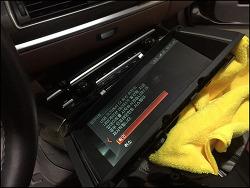 BMW NBT EVO ID6 장착 테스트 Part.2