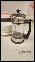 프렌치프레스로 커피추출하기
