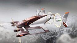 Airbus presents concept for flying car & Aircraft (에어버스 컨셉과 날으는 자동차 & 에어크래프트)