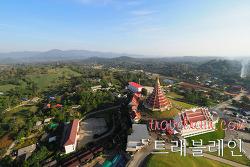 [치앙라이] 왓 훼이쁠라깡(훼이빠깡) Wat Huay Plakang