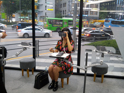 LG V30 강남 체험관 후기